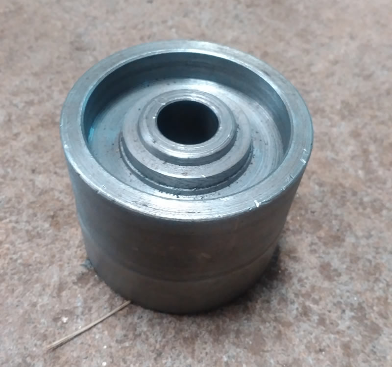 Traction Sheave Pullies for Elevators