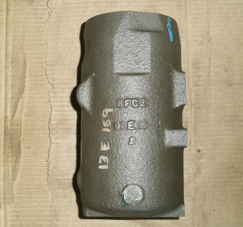 Hydraulic Ram Cylinder & Piston