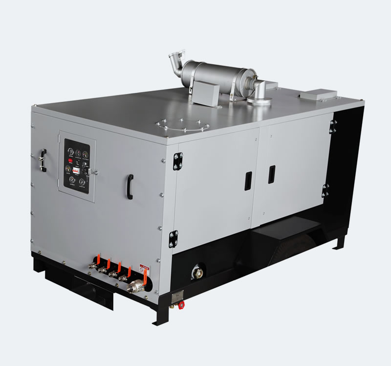 Control Panel & Canopy for Gensets